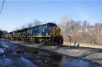 CSX 951 and 865