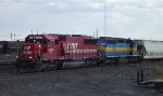 SOO SD60 and DME SD40-2 on K633