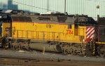 CITX 2784 SD40M-2