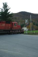 Crossing Rte 8A