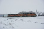 BNSF 4320 West