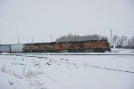 BNSF 4320 West