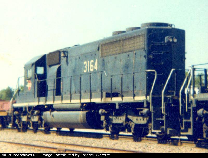 MoPac SD40-2 #3164