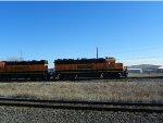 BNSF GP50 3205