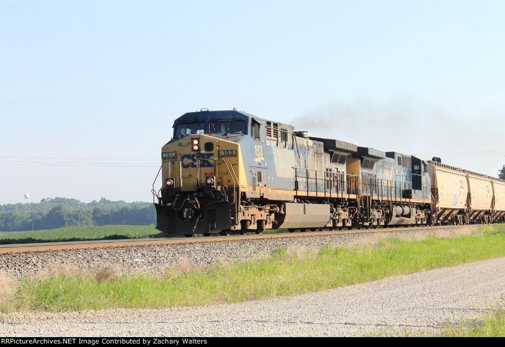 CSX 153 27