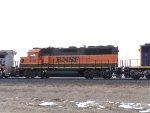 BNSF 3196
