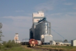 Redvers Saskatchewan elevators