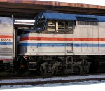Amtrak Exhibit Train NPCU #406