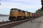 UP Stack Train at Eckley