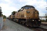 UP Ethanol Train at Eckley