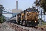 UP Ethanol Train in Eckley