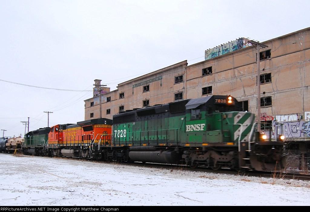 BNSF 7828