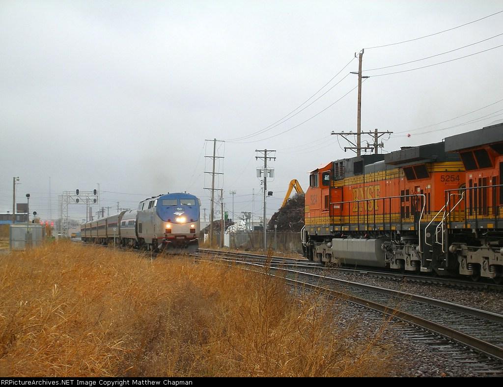 BNSF 5254