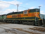 BNSF 1722
