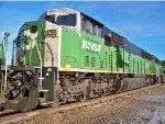 BNSF SD60M 8143 portrait