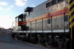 IAIS 400, EMD GP7, switches out local industries