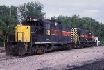 IAIS 436, GP10, (ex ICG 8036 Paducah rebuild), awaits movement back to Helm Financial and new owners DSC