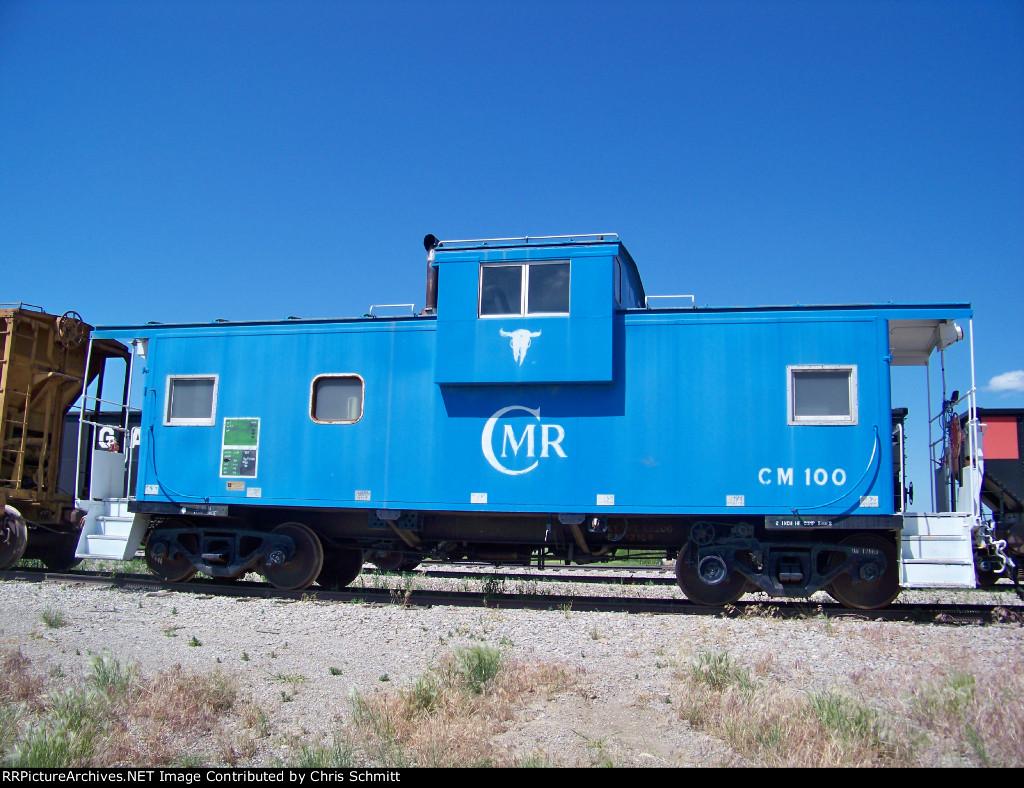 CMR 100