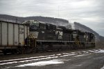 More SD70ACes