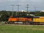 BNSF 6672
