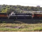 BNSF 9492