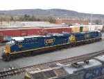 CSX 994 & CSX 991. The two new Gevos paired together.