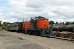 Danbury Museum Train