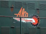 Alco company logo on #5