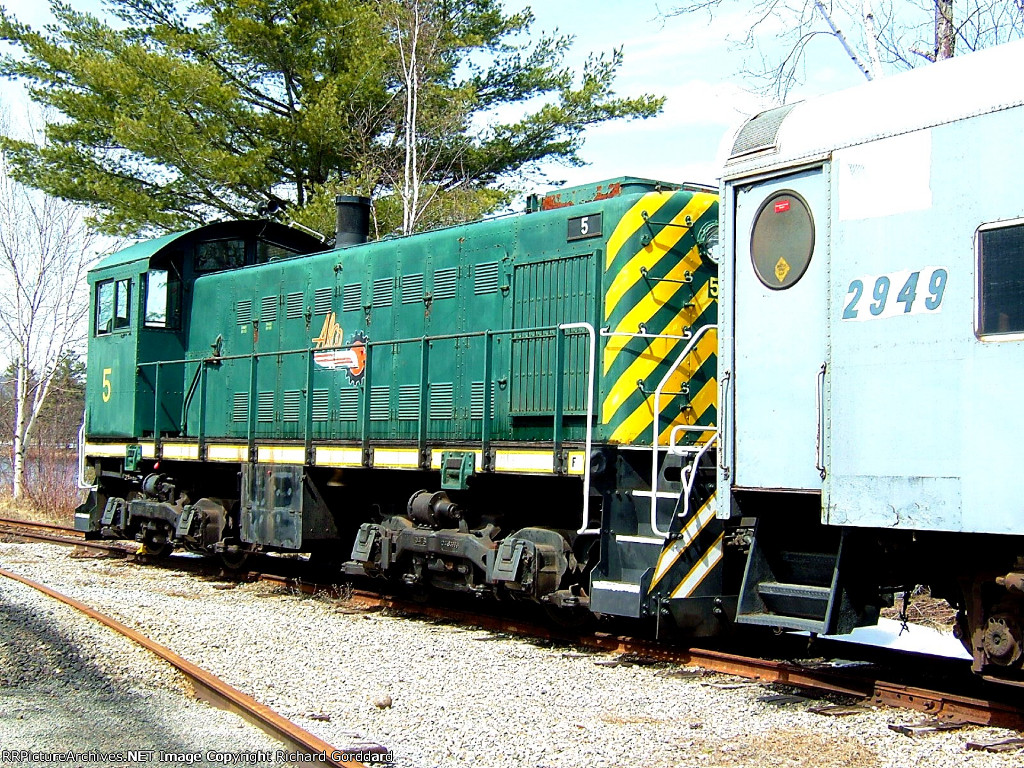 Alco Shop Switcher #5