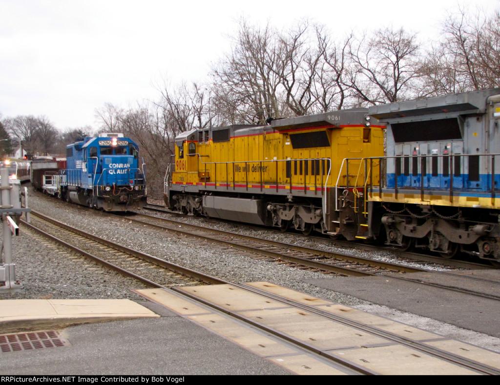 NS 5286 and CREX 9061