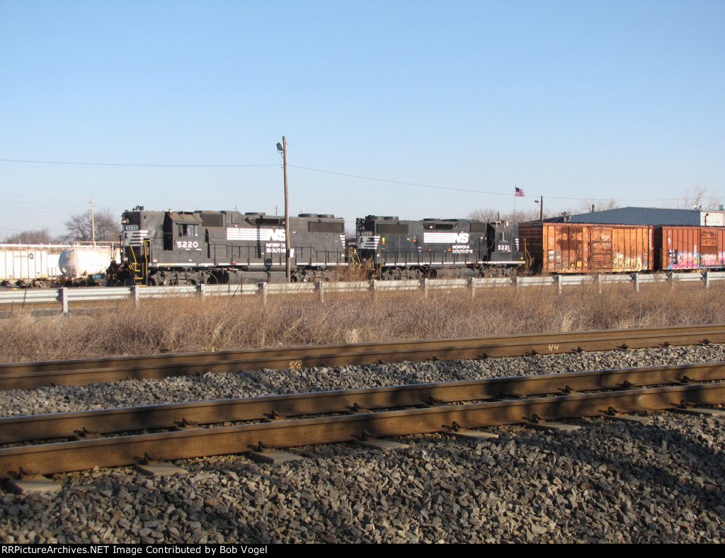 NS 5220 and 5221