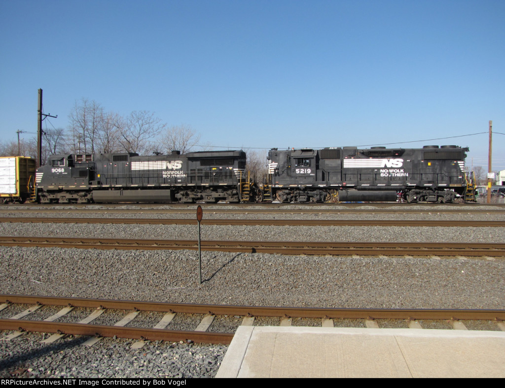 NS 5219 and 9068