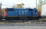 GTW 5852 (GP38-2)