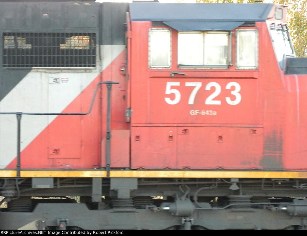 CN 5723 (SD75I)