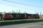 BCOL 4615 (C40-8M) AND 8855 (SD70M-2)