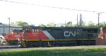 BCOL 4615 (C40-8M) AND IC 9560 (GP38-2)