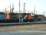 IC 9608(GP38-2) AND CN 5696(SD75I)