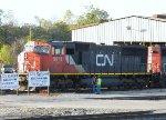 CN 5675 (SD75I)