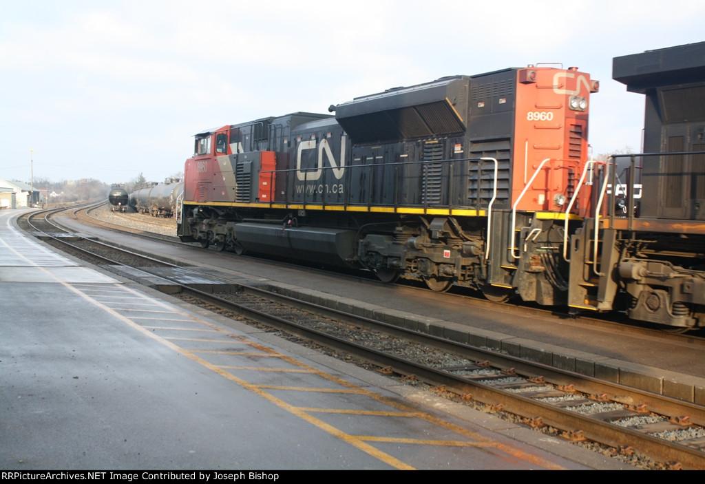 CN 8960 Back End