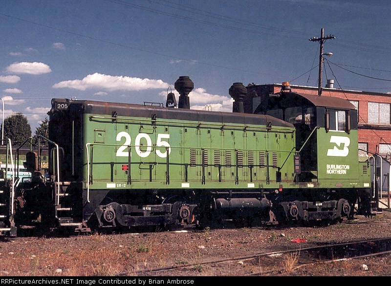 BN 205