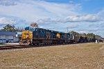 Coal Train CSX T108