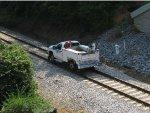 CSX High Rail Truck