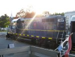 GNRR 4631 at Blue Ridge station