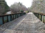Former CofG Railroad bridge crossing U.S. 27