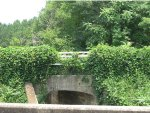 Former CofG Railroad bridge at Durand