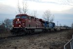 CP 244 CP 8747 East Mile 111.2 Galt Sub