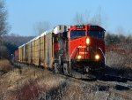 CN 382 CN 2585 East, Mile 12.56 Strathroy Sub