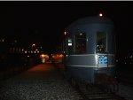 "20th Century Observation Car ""Hickory Creek"" at Cincinnati Union Terminal"