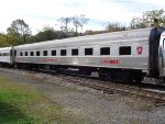 "Passenger Car ""Franklin Inn"" ex-PRR 21 Rmt Sleeper"