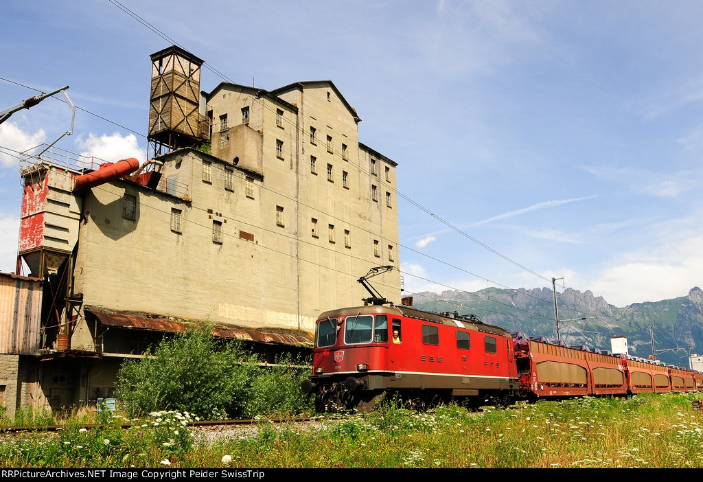 11190 - SBB Cargo, Switzerland